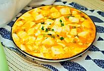 新年第一口美味的蟹黄豆腐的做法