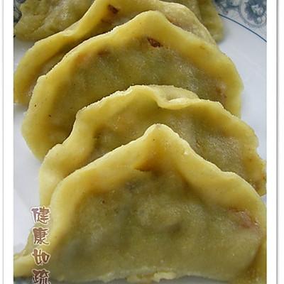 土豆黑麦蒸饺