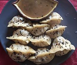 牛肉煎饺的做法