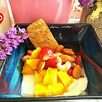 减脂!酸奶水果沙拉#易极优酸奶#的做法图解12