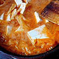 泡菜汤的做法图解9