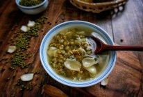 #炎夏消暑就吃「它」#冰糖百合绿豆汤的做法