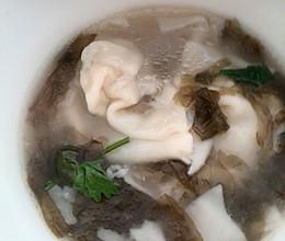 紫菜虾仁馄炖的做法