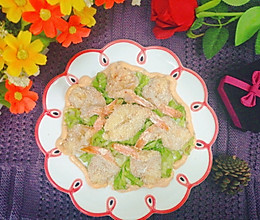 母亲节特辑|无油炸凤尾虾(烤箱版)