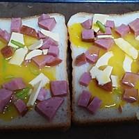 快手早餐面包,高端大气上档次的做法图解4