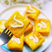 #花10分钟,做一道菜!#好吃到爆的港式西多士