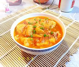 茄汁豆腐泡的做法