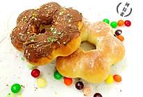 甜甜圈(非油炸健康版)的做法