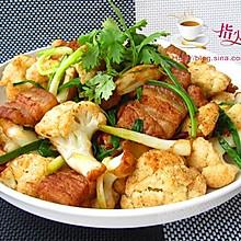 很下饭的美味家常菜----干锅花菜