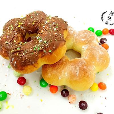 甜甜圈(非油炸健康版)