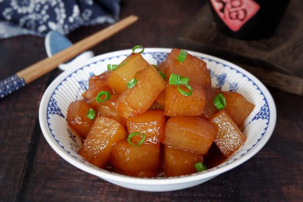 红烧冬瓜的做法