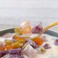 #秋天怎么吃#芋圆水果捞的做法图解15