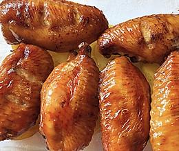 原味吮指烤翅的做法