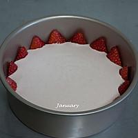 草莓慕斯蛋糕的做法图解21