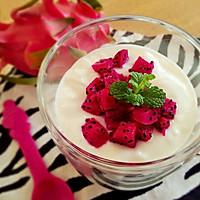 火龙果酸奶昔的做法图解8