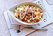 #秋天怎么吃#金枪鱼土豆泥沙拉#麦子厨房美食锅#的做法