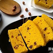 无需发酵的快手发糕【奶香玉米糕】