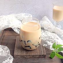 龟苓膏奶茶 附龟苓膏的制作