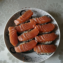 三文鱼寿司