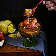 #快手又营养,我家的冬日必备菜品#桂花山楂罐头