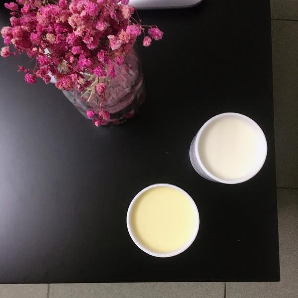 吉利丁片-牛奶布丁&巧克力牛奶布丁的做法
