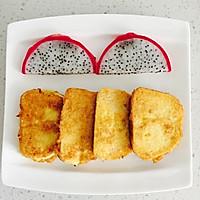 香炸馒头片(快手早餐)的做法图解5