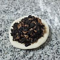 梅干菜烧饼--馋死人,捧个大饼我最帅的做法图解7