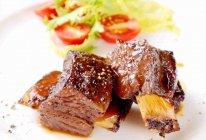 黑椒烤牛排的做法