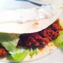 墨西哥与米卷饼Taco(三~四人份)