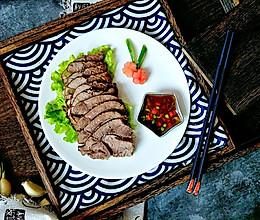 #相聚组个局#美味酱牛肉的家常做法,就是这么简单噢~的做法