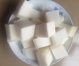 椰汁糕的做法