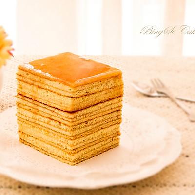 【蜂蜜千层蛋糕】