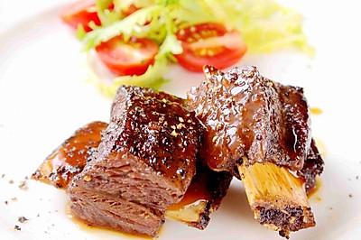 黑椒烤牛排