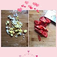 #爽口凉菜,开胃一夏!#番茄鸡肉丸的做法图解8