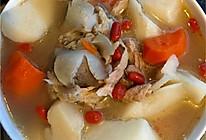 山药骨头汤的做法