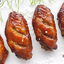 #中秋团圆食味#吮指蒜香烤鸡翅