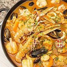 【曼步厨房】意式海鲜浓汤