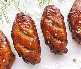 #中秋团圆食味#吮指蒜香烤鸡翅的做法