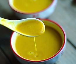 南瓜燕麦汁的做法