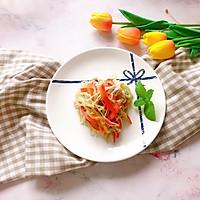 #520,美食撩动TA的心!#回甘三鲜丝的做法图解6