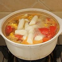 四小时煲出的一锅好汤:[番茄玉米猪骨汤]的做法图解8