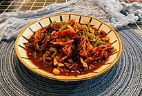 #餐桌上的春日限定#鱼香肉丝,经典的味道的做法