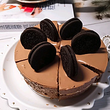 巧克力巴菲冰淇淋蛋糕