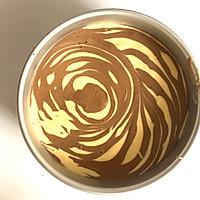 斑马纹戚风蛋糕的做法图解15