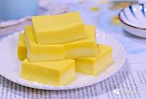 香甜玉米糕 宝宝辅食食谱的做法