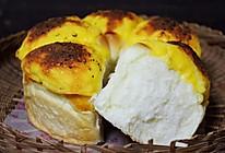 芝士盖顶面包的做法