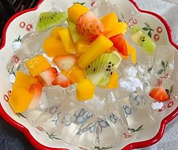 冰凉白凉粉,夏天必备小甜品的做法