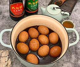 #助力高考营养餐#五香茶叶蛋的做法