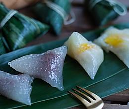 水晶西米粽的做法