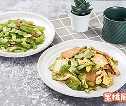 苦瓜两吃(凉拌苦瓜+什锦炒苦瓜)的做法